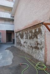 pisé, mortier, filasse de chanvre, chaux sable, chantier participatif, Formaterre, accompagnement, chantiers participatifs