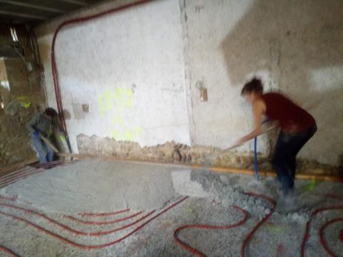 chaux - liège, chaux - sable, chantier participatif, chantiers participatifs, ouverture, pisé, Formaterre