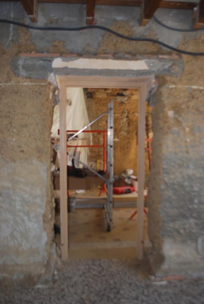 Le pis formaterre for Ouvrir une fenetre dans un mur